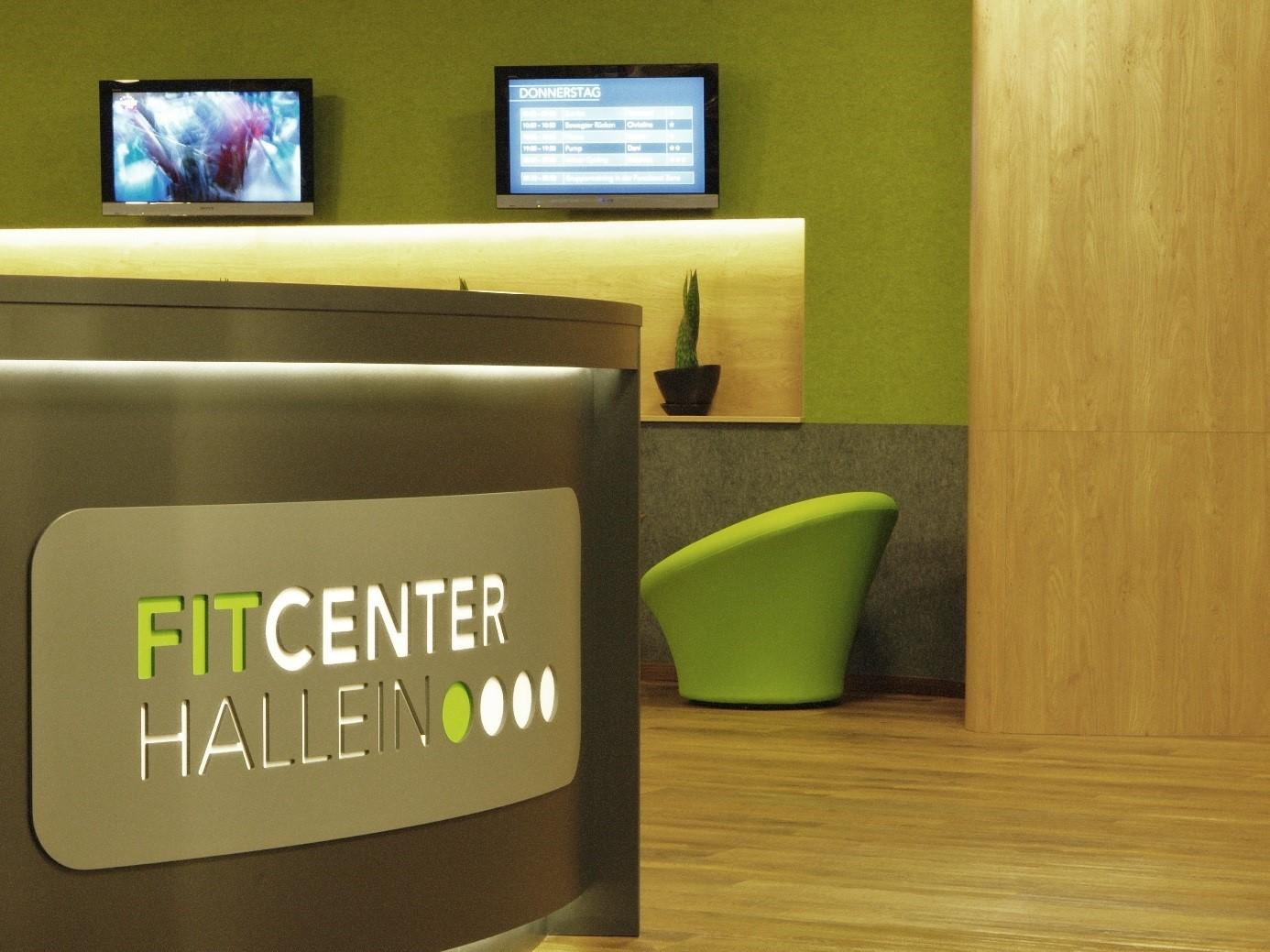 Fitcenter Hallein Austria